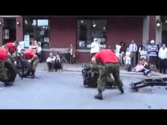Canadian army disassembles and reassemables Jeep in under 4 min