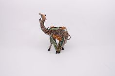 Elegant Giraffe Egg Cup