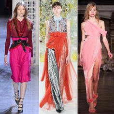 The Top Trends From Fashion Month To Start Wearing Now | The Zoe Report