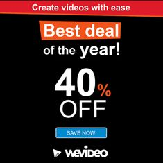 Improve sales, optimize ads, and increase social engagement with pro videos you can create on your own. Best Video Maker, Black Friday 2019, Power To The People, Build Your Brand, Easy Video, Cloud, Software, Hardware, Hollywood
