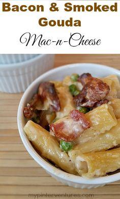 Bacon & Smoked Gouda Mac-n-Cheese
