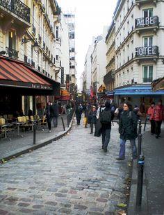 Rue de la Huchette #Paris