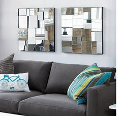 Home-Dzine - Make your own designer fractal mirror
