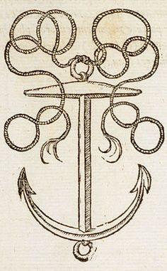 Pictura of Paradin, Claude: Devises heroïques (1557): Tutum te littore sistam.