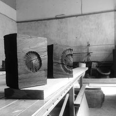 http://sohaconcept.com/ Art object, wood, dark Russia, Denis Milovanov, monochrome, handwork