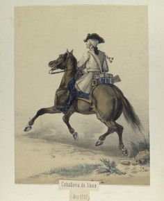 Principe 1702 Real de Asturias. Línea