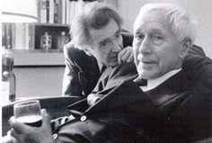 Emil M. Cioran and Ernst Jünger