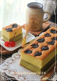 Lapis Ekonomis Vanilla Greenteea Lembut 6 Telur ajaa Kefir Recipes, Fruit Recipes, Brownie Recipes, Cookie Recipes, Dessert Recipes, Brownie Ideas, Marmer Cake, Bolu Cake, Resep Cake