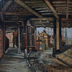Albert Turpin, Artist, Window Cleaner & Mayor Of Bethnal Green | Spitalfields Life