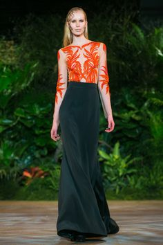 Christian Siriano Ready To Wear Fall Winter 2015 New York - NOWFASHION