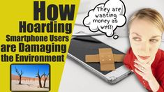 How Phone Users Waste Money & Damage the Environment Needlessly Benefits Of Recycling, Old Phone, What Happened To You, One In A Million, How To Run Longer, Biodegradable Products, Smartphone, Environment, Money