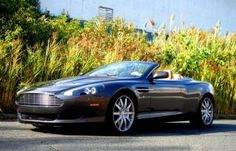 Maryland Exotic Car Rentals-Aston Martin DB9 For Rent-Baltimore Luxury Sports Car Rental Baltimore, MD | Rent It Today