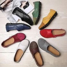Leather Fashion, Fashion Shoes, Muscle Imbalance, Orthopedic Shoes, Mocassins Cuir, Low Heel Sandals, Posture Correction, Slip On Mules, Canvas Backpack