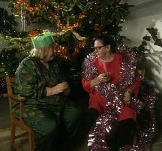 Christmas. Two Fat Ladies: Series Two, Christmas Special. Location ...