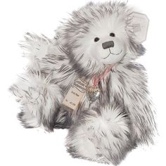 Suki Teddy Bear Emily - Silver Tag Bear - Collection 3