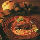 Williams-Sonoma now offers a lamb shanks recipe that looks great, but also try my favorite of theirs, the Braised Lamb Shanks with White Beans
