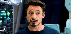 """ ""An intelligence organization that fears intelligence?"" — The Avengers "" Barba Tony Stark, Tony Stark Gif, Iron Man Tony Stark, Robert Downey Jr, Steve Rogers, Avengers Quotes, Avengers Imagines, Avengers 2012, Avengers Cast"