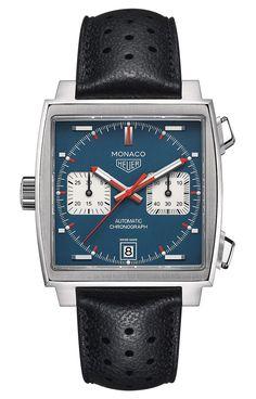 TAG Heuer Monaco Cal. 11 Chronograph Reissue