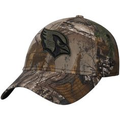 8ae913deb6d New Era Arizona Cardinals Realtree Camo Adjustable Hat You love to look  your absolute best whenever you go watch the Arizona Cardinals play.
