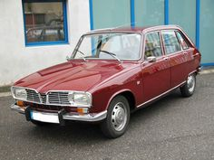 RENAULT 16 TL de 1967 (Photo my dad had this car in this colour, when i was about 5 or 6 years old. Hy Citroen, Peugeot 304, Fast Sports Cars, Auto Retro, Import Cars, Top Cars, Limousine, Cars And Motorcycles, Vintage Cars