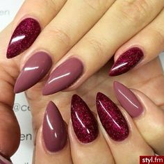 Stilletto Nails | via Facebook