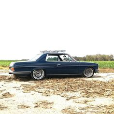 Mercedes Benz w114 Coupe
