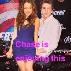 Are bree and chase dating in real life