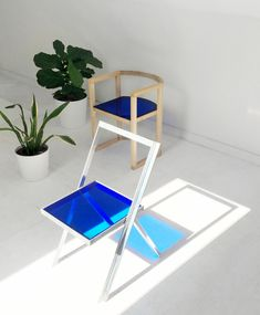 Introducing OOIEE, the new, cross-disciplinary, Minneapolis-based practice by RO/LU co-founder Matt Olson. Furniture Decor, Modern Furniture, Furniture Design, Love Chair, Light Architecture, Take A Seat, Chair Design, Decoration, House Design