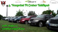 5. Veszprémi Pt Cruiser Találkozó Magyarország