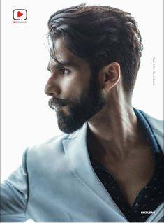 Super hot stylish  @shahidkapoor Featuring cover of @exhibitmagazine November 2017