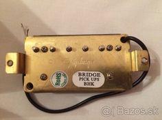Sninace FENDER, Fender Squier, Humbucker Epiphone Alnico V - 1  novy, z gitary KRAMER Baretta Special, za 25 EUR
