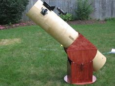 12.5 Inch Dobsonian Telescope | Community Post: 10 DIY Projects That Will Take You To Space