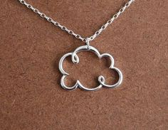 This is so sweet! Cloud charm.