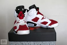 Air Jordan VI 6 Retro Carmine 2014 Release First Look. Air Jordan Vi, Jordan 11, Air Jordan Shoes, Jordan Retro, Nike Shoes Cheap, Nike Free Shoes, Nike Shoes Outlet, Cheap Jordans, Cheap Nike