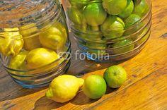 Zitronen und Limetten, Zitrusfrüchte