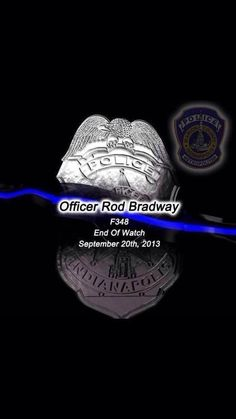 IMPD Officer shot while saving 2 people from domestic violence. A true hero.