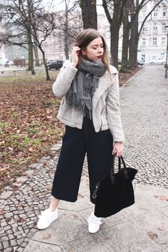 Christmas Look 2016: Comfortable But Chic ~ dontbearunaway