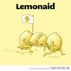 Lemonaid…