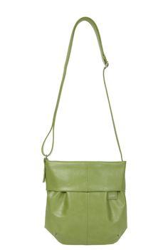 Frauentaschen :: MADEMOISELLE :: M5 | ZWEI Taschen Handtasche :: klein :: grün