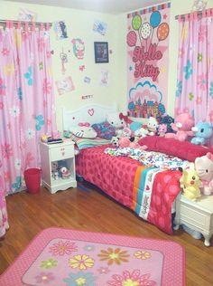 Kitty room !