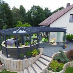 Terrasse de style par Bodin Pflanzliche Raumgestaltung GmbH