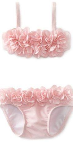 Kate Mack blooming roses baby bikini... amazon.com