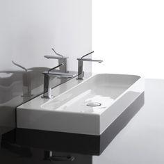 חלמיש | כיורים לאמבטיה | כיור מונח