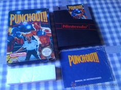 PunchOut para Nintendo NES PAL Completo Versión Española - punch out juegos