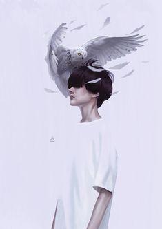 Digital art by Aykut Aydoğdu เสื้อ Art, Anime art digital art boy - Digital Art Male Character, Character Concept, Art Et Design, Inspiration Artistique, Foto Art, 3d Artwork, Digital Illustration, Art Inspo, Amazing Art