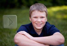 Meet Grant Stracke, our 2012 Kid Captain for the Iowa vs Penn State football game (10/20)!