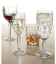 Product: Marquis by Waterford® Brookside Crystal Stemware Collection