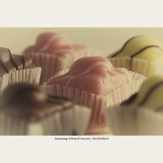 Dreaming of French Fancies