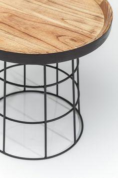 Kare design :: Stolik Country Life Ø53cm