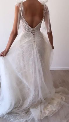 Short Lace Wedding Dress, Boho Wedding, Lace Dress, Wedding Dresses, Bridal Looks, Bridal Style, Tulle Gown, Couture Dresses, Bridal Collection